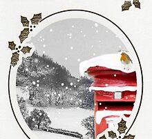 Merry Christmas by missmoneypenny
