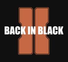 Back In Black by Gavin Dewing