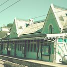 Train Station by Andreka