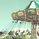 Swing Chairs  by Caroline Mint