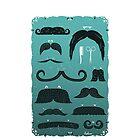 mustache by ioanna1987