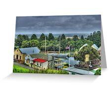 Flagstaff Hill Warrnambool Greeting Card