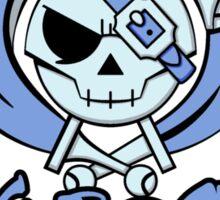 Blue Rogues Sticker