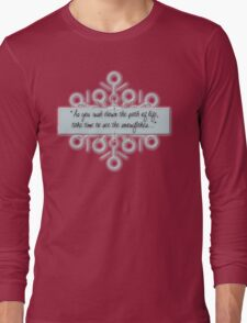 Northpole Inspired Sayings Long Sleeve T-Shirt