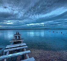 Cleveland Point, Queensland, Australia by ZENNON