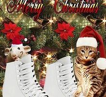 <º))))>< WE WISH U A MERRY CHRISTMAS <º))))><      by ✿✿ Bonita ✿✿ ђєℓℓσ