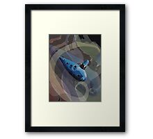 Ocarina Music 2.1 Framed Print