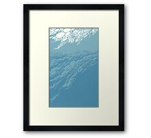 Boris - Flood Framed Print
