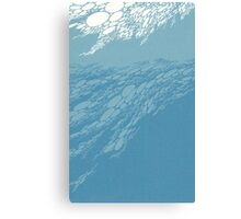 Boris - Flood Canvas Print