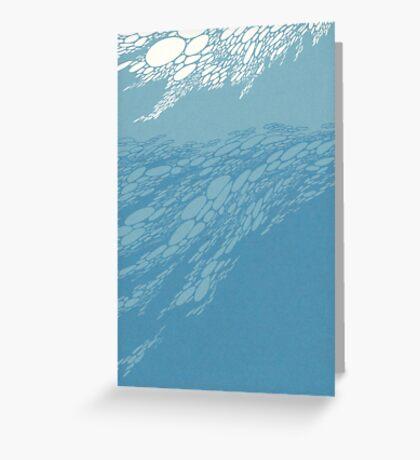 Boris - Flood Greeting Card
