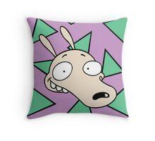 Rocko - Rocko's modern life Throw Pillow