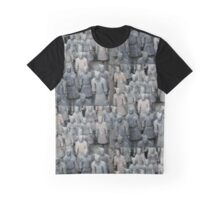 Terra-cotta warriors Graphic T-Shirt
