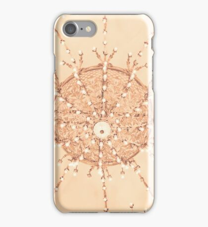 Ceiling lamp iPhone Case/Skin