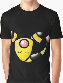 Sleepy Ampharos Graphic T-Shirt