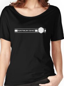 Datsun OHC (White) Women's Relaxed Fit T-Shirt