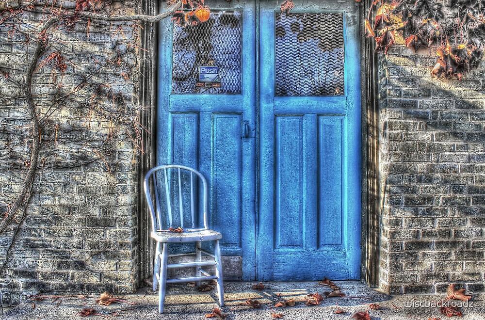 Autumn Blues by wiscbackroadz