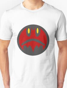 An angry bat black and red T-Shirt