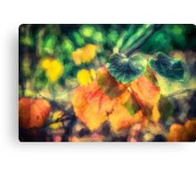 Autumn Leaves        (RVR) Canvas Print