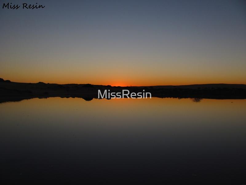 Black Strip of Land by MissResin