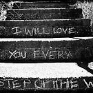 Every Step You Take by Sharon Kavanagh