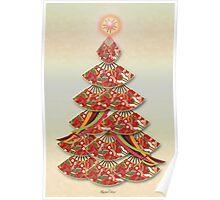 Christmas Tree - daytime Poster