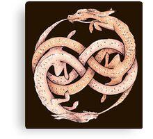 Luck Dragons Canvas Print