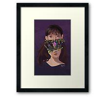 Homura Akemi Framed Print
