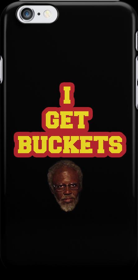 I GET BUCKETS by Joelzke