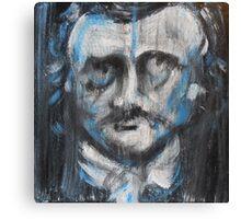 """Edgar Allan Poe """"Love"""" Canvas Print"""