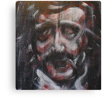 "Edgar Allan Poe ""Women"" Canvas Print"