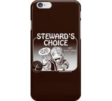 Steward's Choice Coffee iPhone Case/Skin