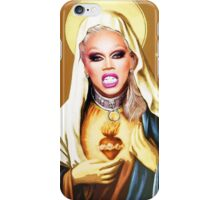 Holy Mama Ru iPhone Case/Skin