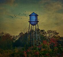 The Old Forgotten Tower by Scott Mitchell