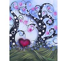 Natures Love Song Photographic Print