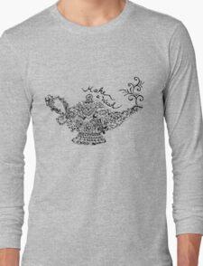 Magic Lantern Mandala Long Sleeve T-Shirt