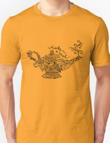 Magic Lantern Mandala Unisex T-Shirt