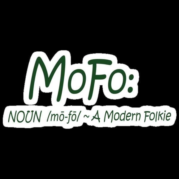 MoFo shirt FRONT by mofogigs