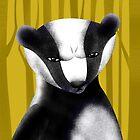 Badger by makoshark