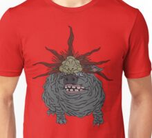 Bloodborne maneater boar and his sun Unisex T-Shirt