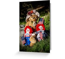 Bear Stories: Have a Beary Happy 4th of July Greeting Card