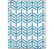 Concertina (Blue) iPad Case/Skin