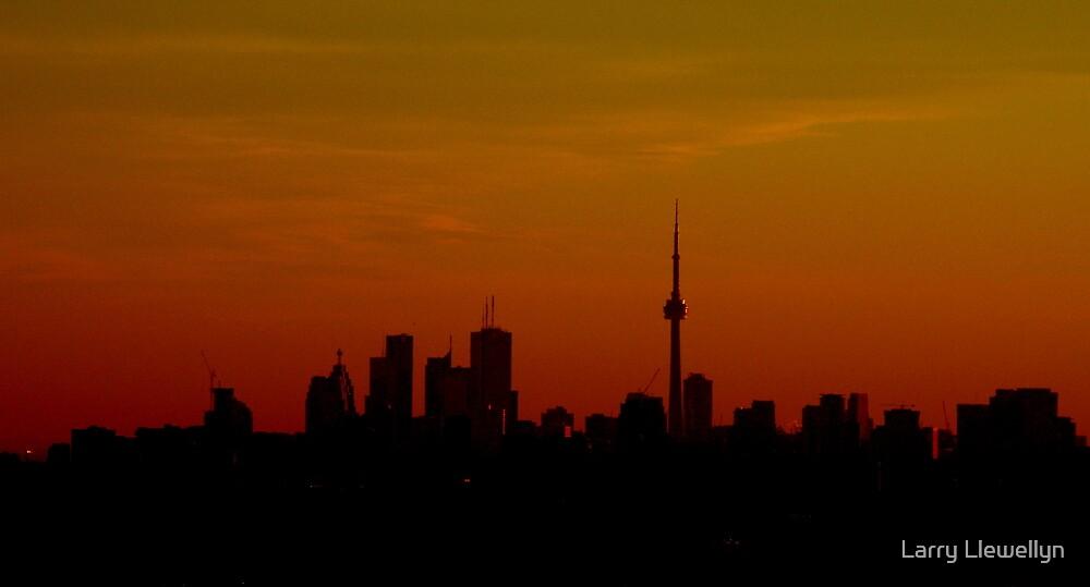 My Toronto by Larry Llewellyn
