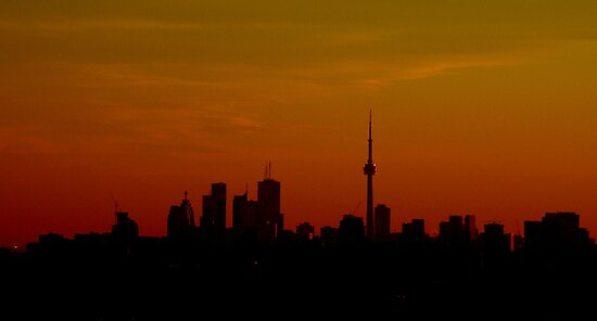 My Toronto by Larry Llewellyn