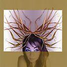 headdress by evon ski