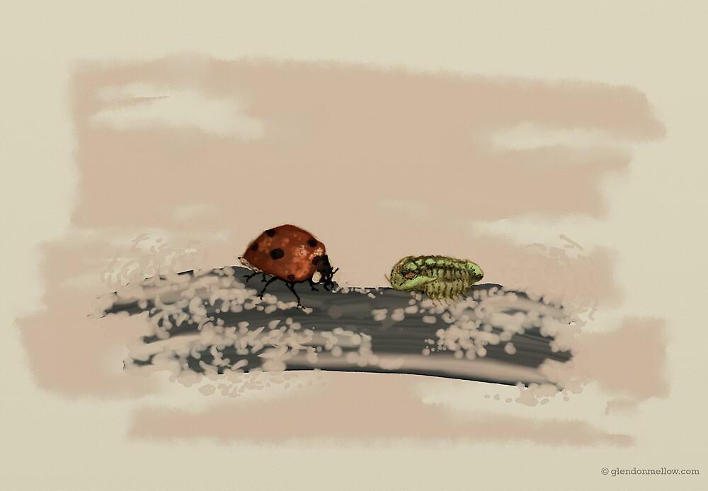 Arthropod Meeting by Glendon Mellow