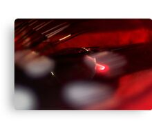 Drenched in Wine Canvas Print