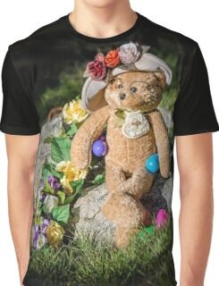 Bear Stories: Have a Beary Happy Easter Graphic T-Shirt