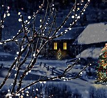 Christmass Night by TonyTsiv