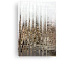 Eco Dystopia Metal Print