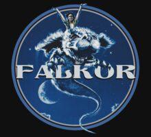Falkor by Y4D11